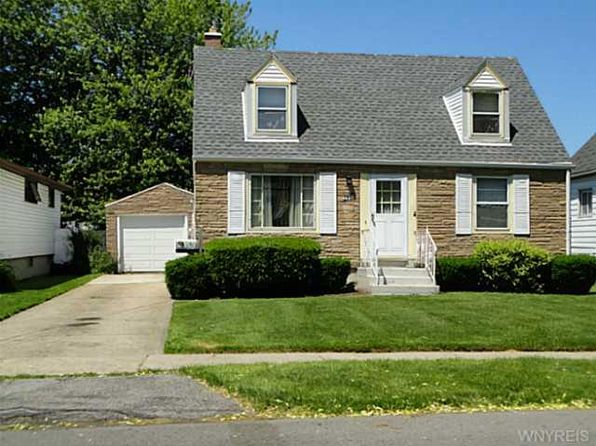 3 bed 1 bath Single Family at 142 Crisfield Ave Buffalo, NY, 14206 is for sale at 125k - 1 of 30
