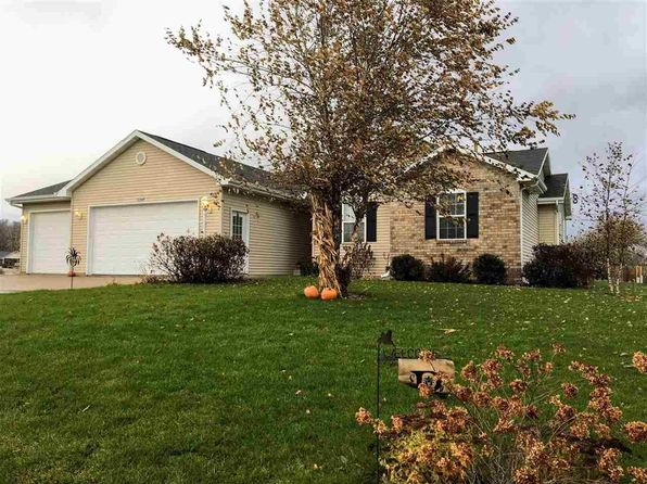 3 bed 3 bath Single Family at W7068 Buttercup Ct Greenville, WI, 54942 is for sale at 255k - 1 of 41