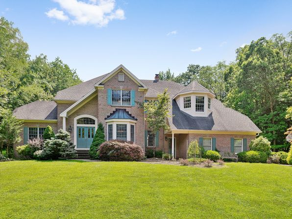 4 bed 5 bath Single Family at 35 Running Brook Rd Bridgewater, NJ, 08807 is for sale at 900k - google static map