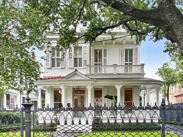 Garden District Real Estate Garden District New Orleans Homes For Sale