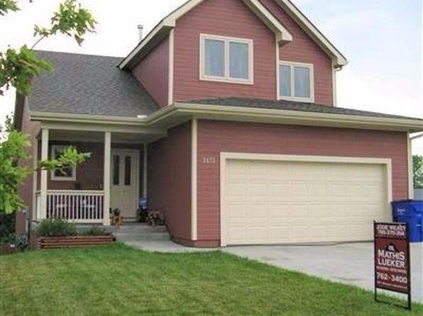 3 bed 2.5 bath Single Family at 2413 Fox Sparrow Ct Junction City, KS, 66441 is for sale at 188k - 1 of 60