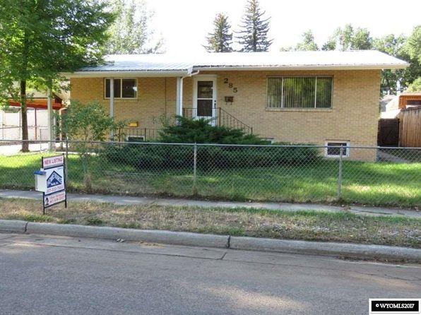 4 bed 2 bath Single Family at 285 Canyon St Lander, WY, 82520 is for sale at 195k - 1 of 20