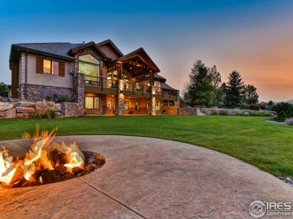 5 bed 6 bath Single Family at 3202 Sparrow Hawk Ln Berthoud, CO, 80513 is for sale at 1.15m - 1 of 40