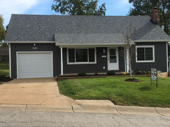 4 bed 3 bath Single Family at 908 High St Washington, MO, 63090 is for sale at 180k - 1 of 16