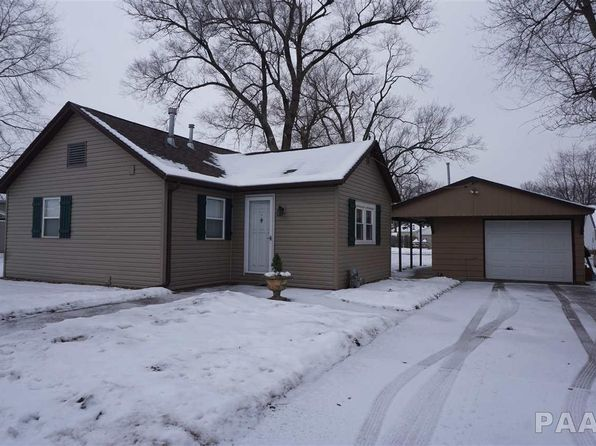 1 bed 1 bath Single Family at 1206 Avon Ave Pekin, IL, 61554 is for sale at 68k - 1 of 11