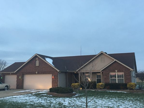 3 bed 2 bath Single Family at 8234 E 500 S Greentown, IN, 46936 is for sale at 183k - 1 of 26