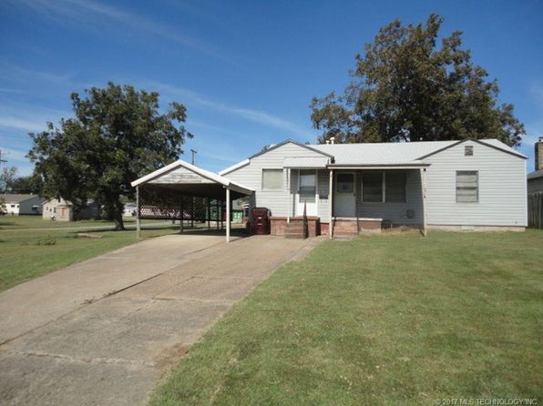 3 bed 1 bath Single Family at 307 Broadway Ave Eufaula, OK, 74432 is for sale at 45k - 1 of 23