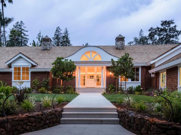 5 bed 7 bath Single Family at 1900 Willow Rd Hillsborough, CA, 94010 is for sale at 7.95m - 1 of 44
