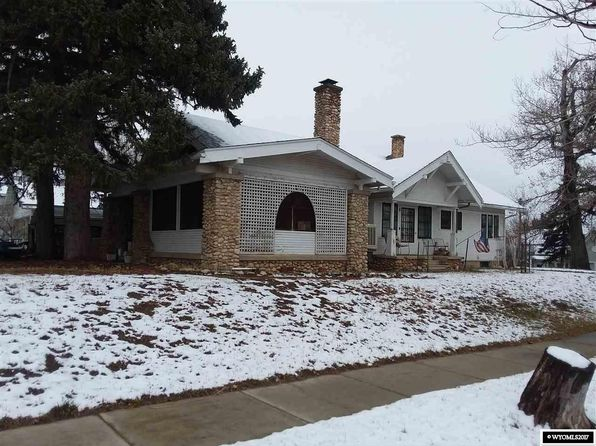 3 bed 2 bath Single Family at 389 S Lobban Ave Buffalo, WY, 82834 is for sale at 210k - google static map
