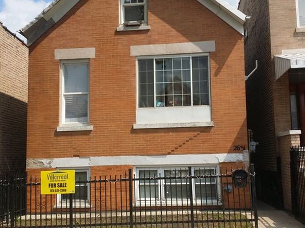 4 bed 2 bath Multi Family at 2631 S Saint Louis Ave Chicago, IL, 60623 is for sale at 145k - 1 of 3