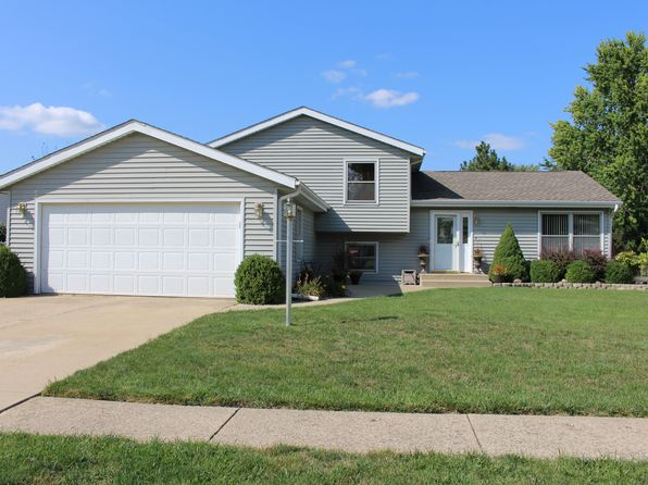 3 bed 2 bath Single Family at 391 Kristina Dr Bourbonnais, IL, 60914 is for sale at 170k - 1 of 29