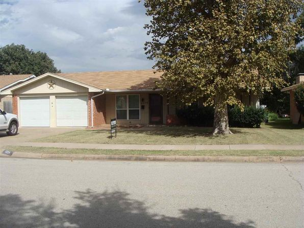 4 bed 2 bath Single Family at 5224 Kingston Dr Wichita Falls, TX, 76310 is for sale at 110k - 1 of 16