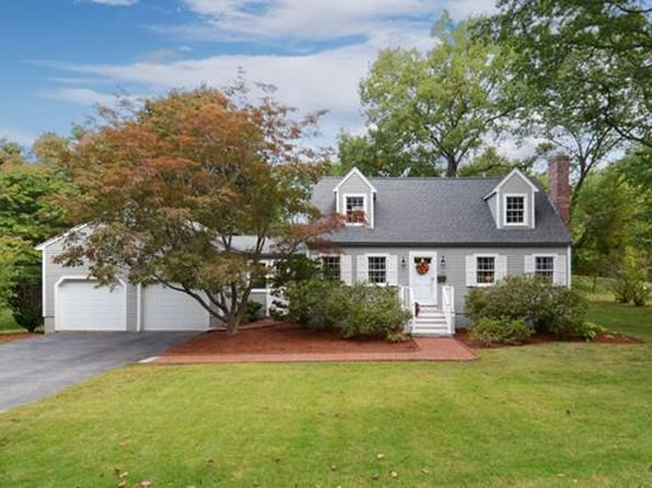 3 bed 2 bath Single Family at 233 Van Norden Rd Reading, MA, 01867 is for sale at 580k - 1 of 21