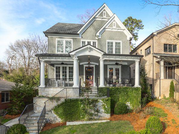 Heated Saltwater Pool - Atlanta Real Estate - Atlanta GA Homes For