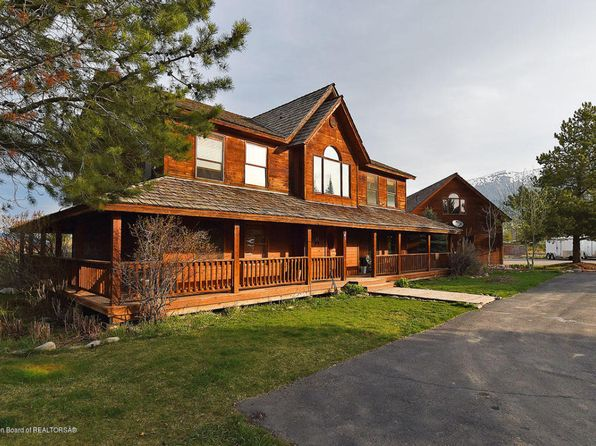 5 bed 4 bath Single Family at 83 Buck Ln Alpine, WY, 83128 is for sale at 549k - 1 of 56