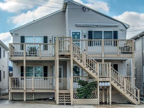 3 bed 2 bath Condo at 416 W Bennett Ave Wildwood, NJ, 08260 is for sale at 195k - 1 of 17