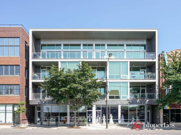 2 bed 2 bath Condo at 2242 W Chicago Ave Chicago, IL, 60622 is for sale at 455k - 1 of 11