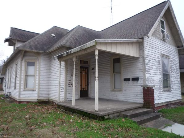 5 bed 2 bath Single Family at 521 N 2nd St Vincennes, IN, 47591 is for sale at 43k - 1 of 4