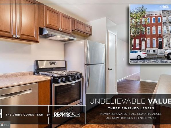 4 bed 2 bath Condo at 1148 N Stricker St Baltimore, MD, 21217 is for sale at 100k - 1 of 30