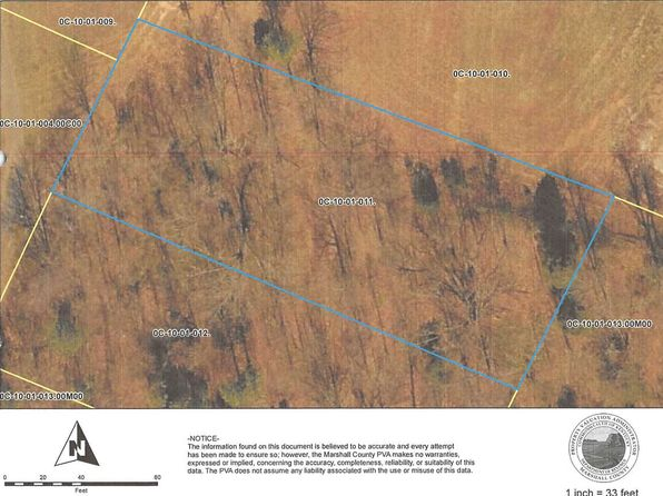 null bed null bath Vacant Land at 000 5th Ave Calvert City, KY, 42029 is for sale at 8k - google static map