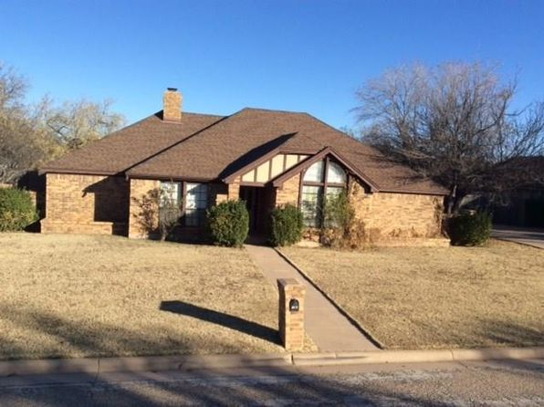 3 bed 2 bath Single Family at 1260 Chariot Cir Abilene, TX, 79602 is for sale at 180k - 1 of 31