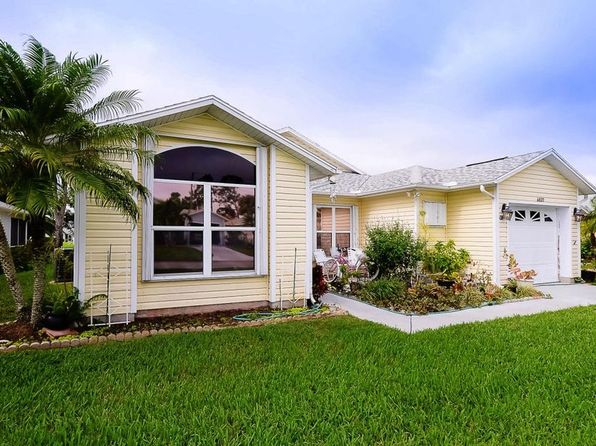 2 bed 2 bath Single Family at 6037 Travelers Way Fort Pierce, FL, 34982 is for sale at 159k - 1 of 12
