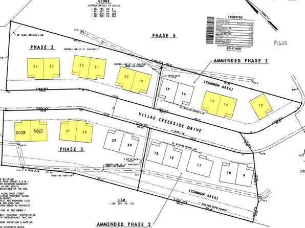 null bed null bath Vacant Land at  Lots 18 14&15 Villa Creekside Drive Lots 19&20 21& Dandridge, TN, 37725 is for sale at 150k - google static map