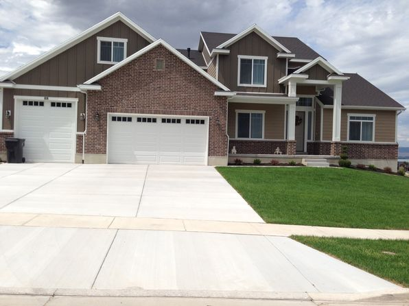 4 bed 3 bath Single Family at 88 E Catamaran Way Saratoga Springs, UT, 84045 is for sale at 489k - 1 of 8