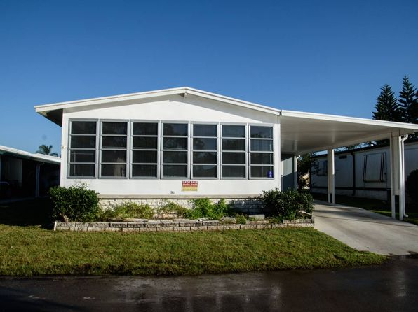2 bed 1 bath Mobile / Manufactured at 170 Congress St Vero Beach, FL, 32966 is for sale at 6k - 1 of 34