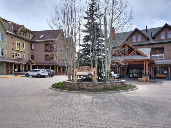 1 bed 2 bath Condo at 505 Main S St Breckenridge, CO, 80424 is for sale at 570k - google static map