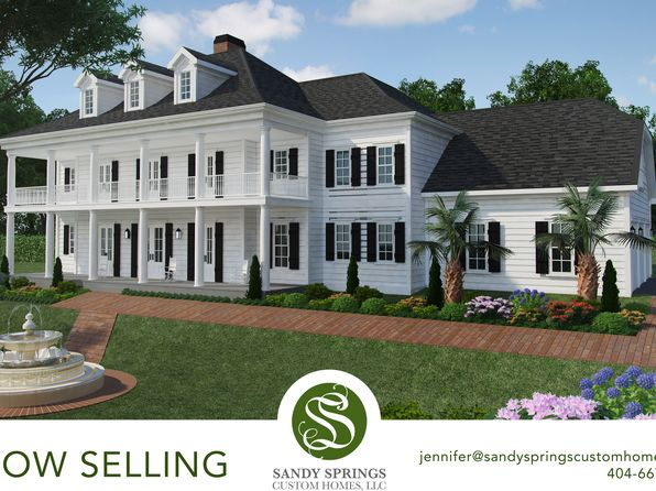 7 bed 8 bath Single Family at 645 W POWDERHORN RD ATLANTA, GA, 30342 is for sale at 1.79m - google static map