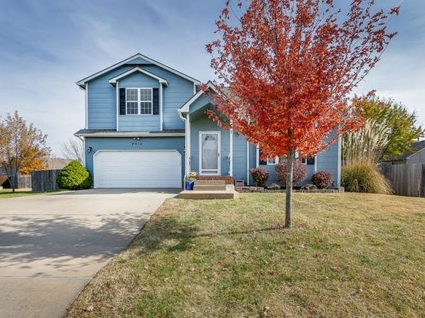 4 bed 4 bath Single Family at 4916 N Parkhurst St Bel Aire, KS, 67220 is for sale at 195k - 1 of 34