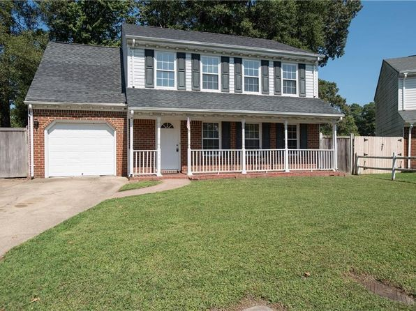 4 bed 3 bath Single Family at 5408 Whitehurst Virginia Beach, VA, 23464 is for sale at 270k - 1 of 30