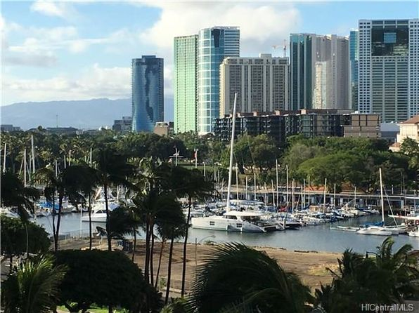 1 bed 1 bath Condo at 1720 Ala Moana Blvd Honolulu, HI, 96815 is for sale at 118k - 1 of 40
