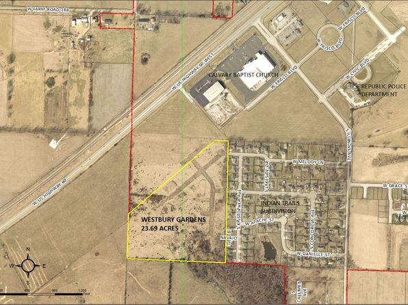 null bed null bath Vacant Land at 0 Westbury Dr Republic, MO, 65738 is for sale at 344k - 1 of 10