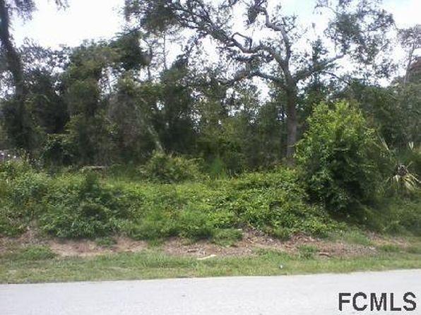 null bed null bath Vacant Land at 109 FRONTIER DR PALM COAST, FL, 32137 is for sale at 24k - google static map