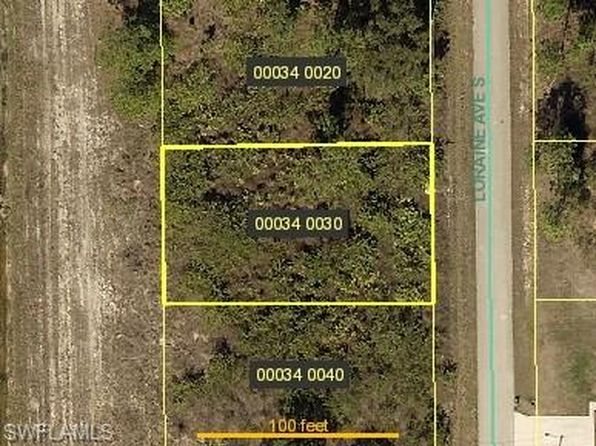null bed null bath Vacant Land at 4604 Loraine Ave S Lehigh Acres, FL, 33976 is for sale at 5k - 1 of 2