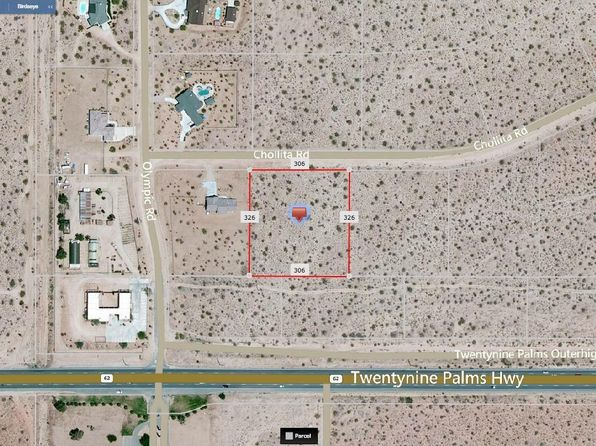 null bed null bath Vacant Land at 60225 Chollita Rd Joshua Tree, CA, 92252 is for sale at 18k - 1 of 7
