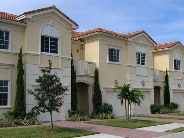 4 bed 3 bath Townhouse at 6104 Portofino Cir Hobe Sound, FL, 33455 is for sale at 295k - 1 of 3