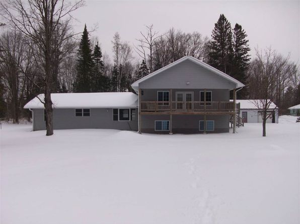 4 bed 2 bath Single Family at 8191 41.5 Rd Rapid River, MI, 49878 is for sale at 160k - 1 of 23
