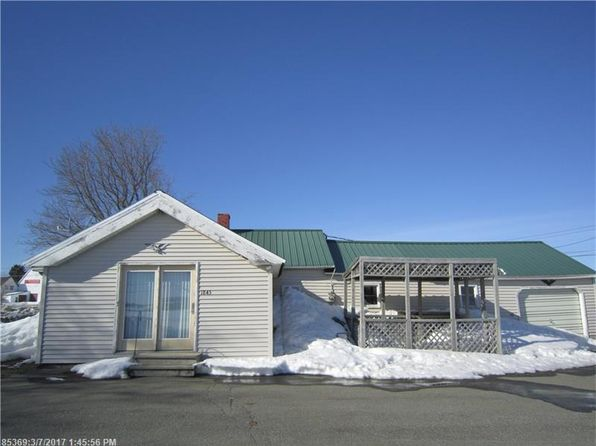 2 bed 1 bath Single Family at 1845 MAIN ST MAPLETON, ME, 04757 is for sale at 32k - 1 of 7