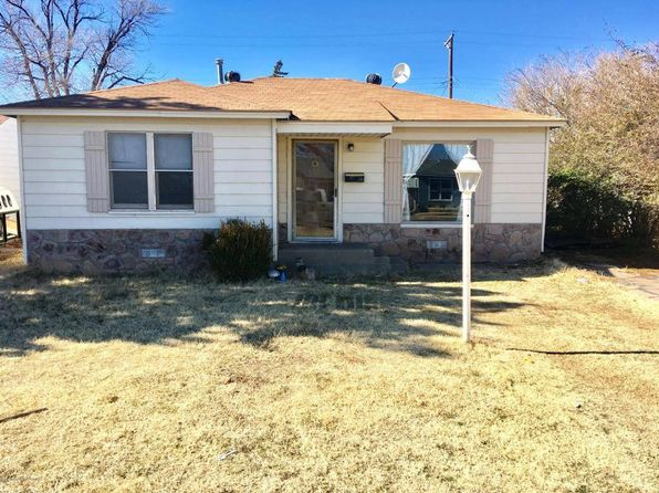 2 bed 1 bath Single Family at 4212 S Jackson St Amarillo, TX, 79110 is for sale at 67k - 1 of 8