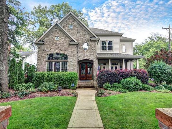 5 bed 4 bath Single Family at 325 Magnolia Ave Charlotte, NC, 28203 is for sale at 1.38m - 1 of 24