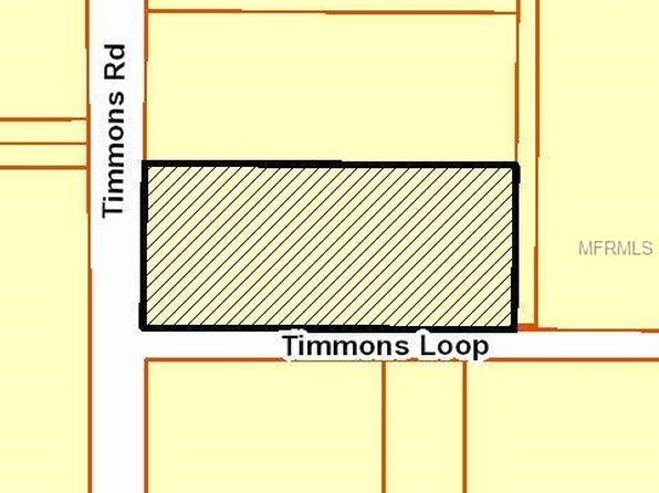 null bed null bath Vacant Land at 9700 Timmons Loop Thonotosassa, FL, 33592 is for sale at 50k - google static map