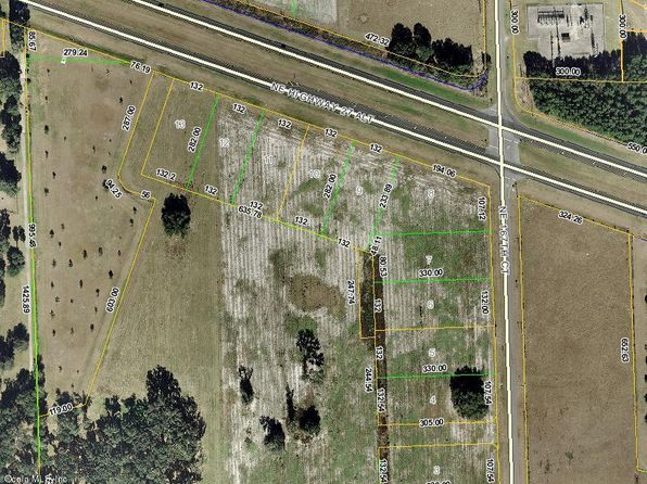 null bed null bath Vacant Land at 0 NE US Hwy 27 Williston, FL, 32696 is for sale at 139k - google static map