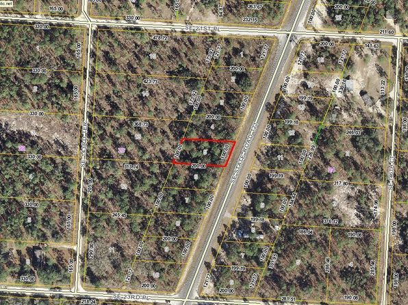 null bed null bath Vacant Land at  Tbd St Rd Williston, FL, 32696 is for sale at 4k - google static map