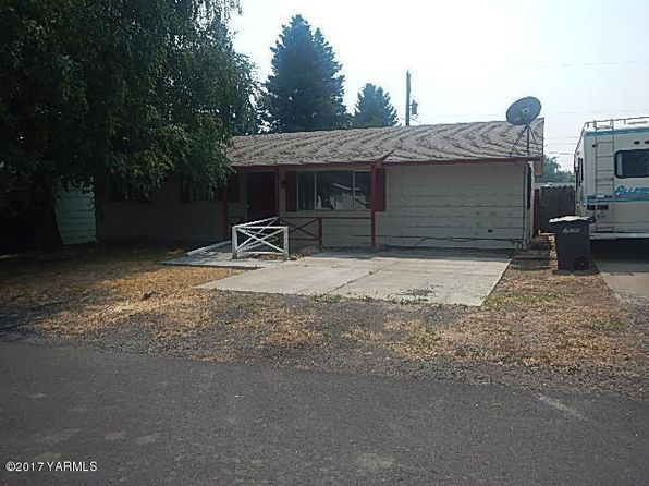 4 bed 1 bath Single Family at 1207 Wisconsin Ave Tieton, WA, 98947 is for sale at 117k - google static map