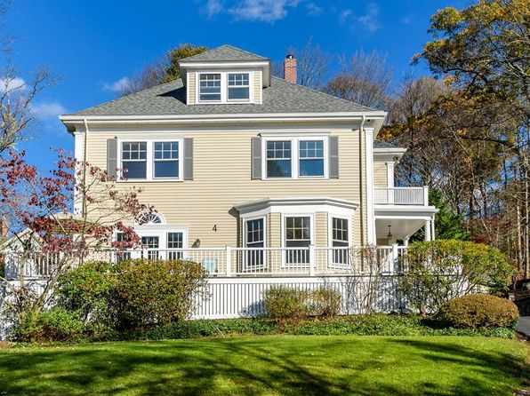 5 bed 6 bath Single Family at 4 Fairview Ter Winchester, MA, 01890 is for sale at 1.85m - 1 of 27