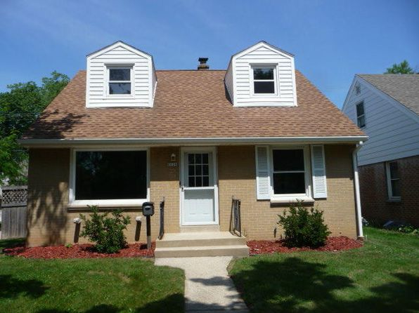 3 bed 1 bath Single Family at 6028 W Kinnickinnic River Pkwy Milwaukee, WI, 53219 is for sale at 140k - 1 of 11