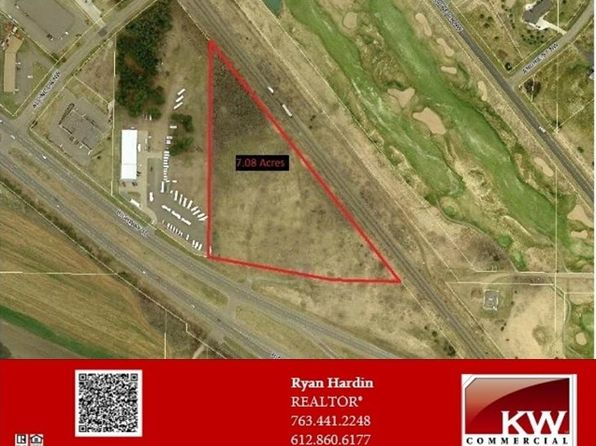 null bed null bath Vacant Land at 9349 Highway 10 NW Ramsey, MN, 55303 is for sale at 795k - 1 of 10